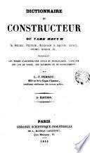 Dictionnaire du constructeur du vade mecum