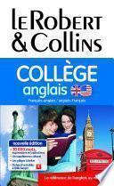 Dictionnaire Le Robert Collins Collège anglais
