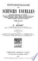 Dictionnaire-manuel-illustré des sciences usuelles