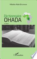 Dictionnaire OHADA