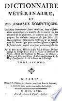 Dictionnaire veterinaire