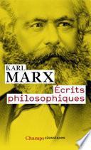 Écrits philosophiques