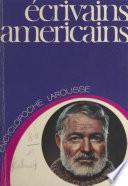 Écrivains américains