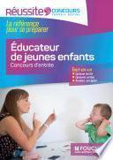 Educateur de jeunes enfants - Concours d'entrée -