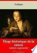 Éloge historique de la raison