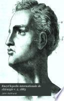 EncyClopedie internationale de chirurgie v. 2, 1883