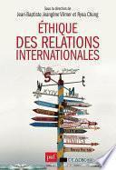 Éthique des relations internationales