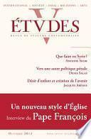 Etudes Octobre 2013
