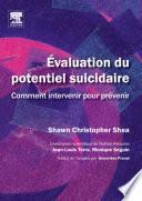 Évaluation du potentiel suicidaire