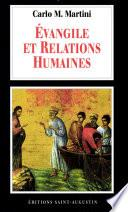 Evangiles et relations humaines