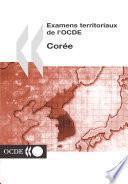 Examens territoriaux de l'OCDE : Corée 2001