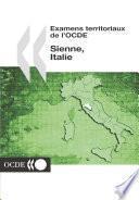 Examens territoriaux de l'OCDE : Sienne, Italie 2002