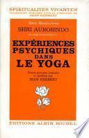 Expériences psychiques dans le yoga