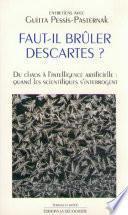 Faut-il brûler Descartes ?