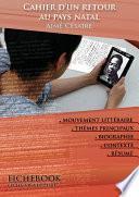 Fiche de lecture Cahier d'un retour au pays natal (résumé détaillé et analyse littéraire de référence)