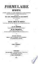 Formulaire municipal