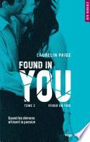 Found in you - tome 2 (Fixed on you) (Extrait offert)