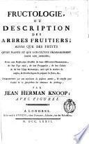 fructologie ou description des arbres fruitiers