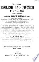 General English and French Dictionary
