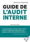 Guide de l'audit interne