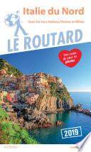 Guide du Routard Italie du Nord 2019