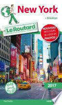 Guide du Routard New York 2017