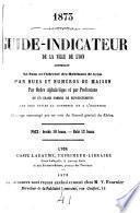 Guide indicateur de la Ville de Lyon