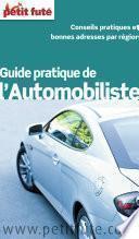 Guide pratique de l'automobiliste 2014 Petit Futé