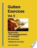 Guitare Exercices Vol. 9