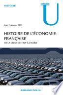 Histoire de l'économie française
