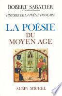 Histoire de la poésie française -