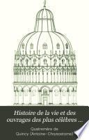 Histoire de la vie et des ouvrages des plus célèbres architectes du XIe siècle jusqu'à la fin du XVIIIe,