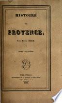 Histoire de Provence