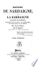 Histoire de Sardaigne