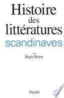 Histoire des littératures scandinaves