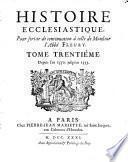 Histoire ecclésiastique