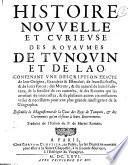 Histoire nouvelle et curieuse des royaumes de Tunquin et de Lao... traduite de l'italien du P. de Marini,... [par François-Célestin Le Comte