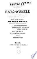 Histoire philosophique de Marc-Aurèle