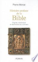 Histoire profane de la Bible