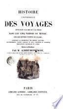Histoire universelle des voyages, 10