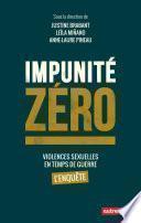 Impunité zéro