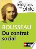 Intégrales de Philo - ROUSSEAU, Du contrat social
