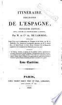 Itinéraire descriptif de l'Espagne, 4