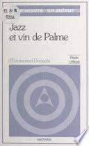 Jazz et vin de palme, de Emmanuel Boundzéki Dongala