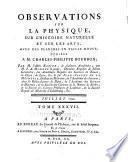 Journal de physique, de chemie, d'histoire naturelle et des arts