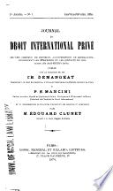 Journal du droit international