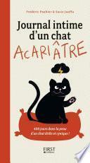Journal intime d'un chat acariâtre