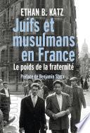Juifs et musulmans en France