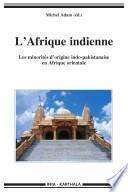 L'Afrique indienne