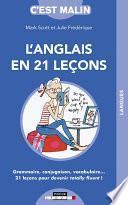 L'anglais en 21 leçons, c'est malin